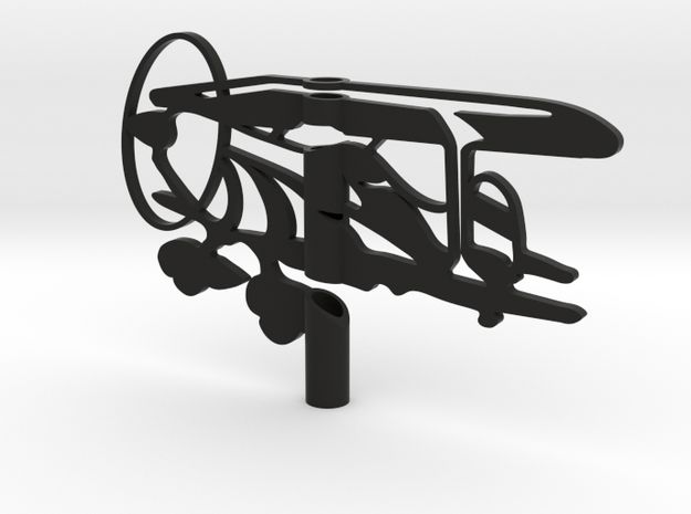 Pitts Weather Vane 3d printed