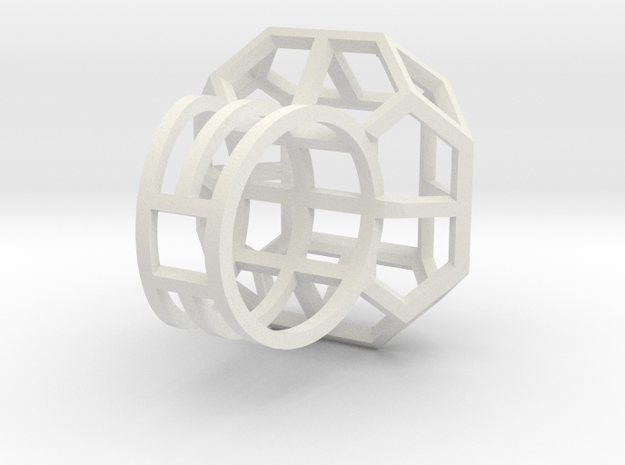 ring08 XL 19 3d printed