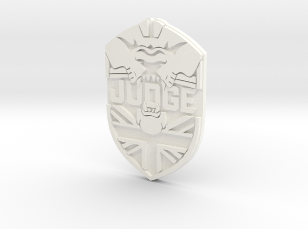 Britcit Wallet Badge 3d printed