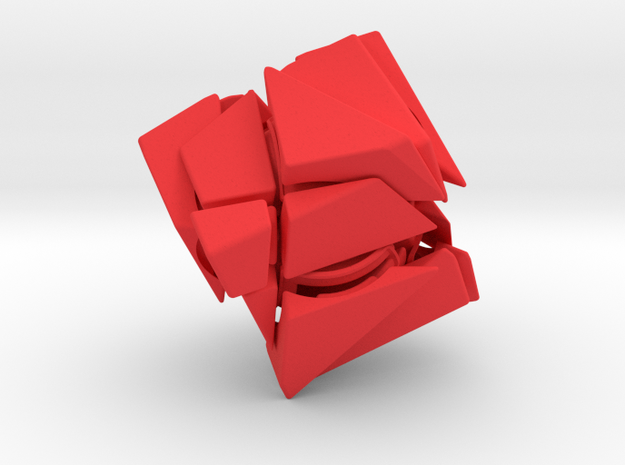 Insanity Cubed Puzzle 3d printed