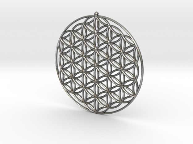 flower of life 1 mm 3d printed
