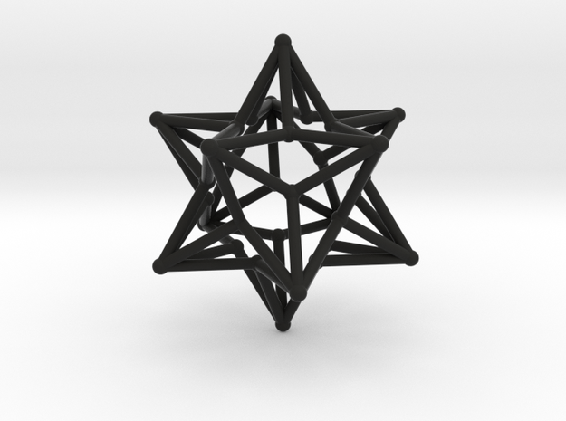 Great Dodecahedron 1 3d printed