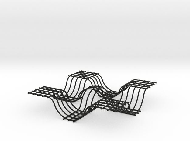 Bending Space Single Bowl - Lowered Price 3d printed