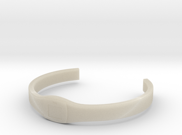 Battle Royale Collar 3d printed Render of the model. Will require painting
