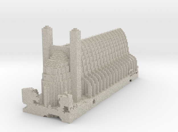 Cathedral 3d printed