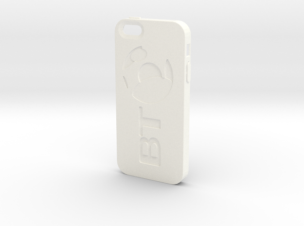 BT Case 3d printed