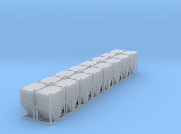 Dolomite Container Set - Nscale 3d printed