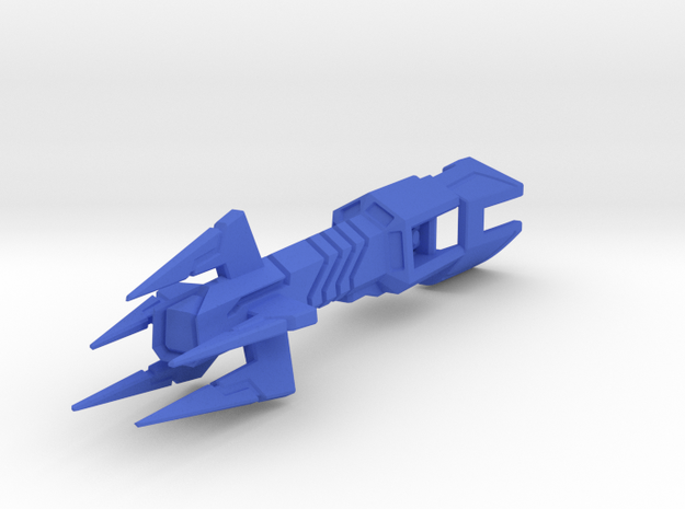 TFP deluxe (FE) Starscream left blaster 3d printed