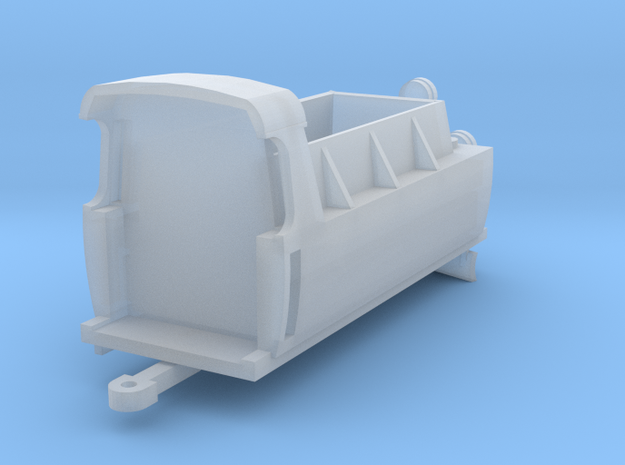 Px48 Tender Revised Roof 3d printed