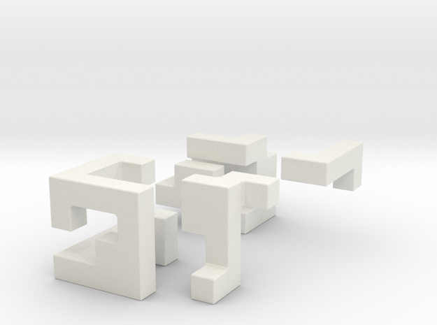 Coherence tiny 3d printed