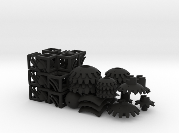 Paso Doble 3d printed