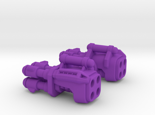 Quad Implodators 3d printed