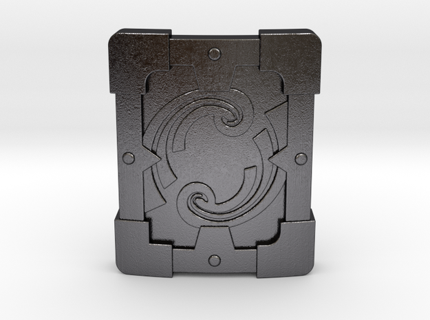 Fortified Shield 3d printed