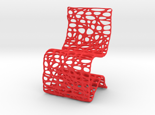Cell Chair 3d printed