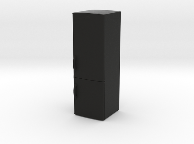 1:39 Scale Model - Refrigerator 02 3d printed