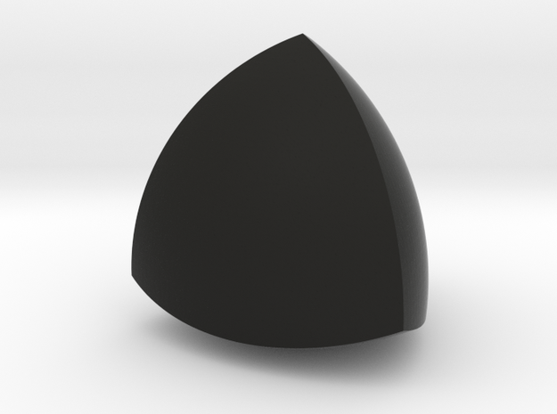 Reuleaux Tetrahedron solid 3d printed