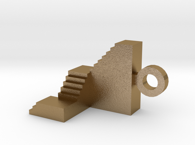 Winding Stairs 3d printed