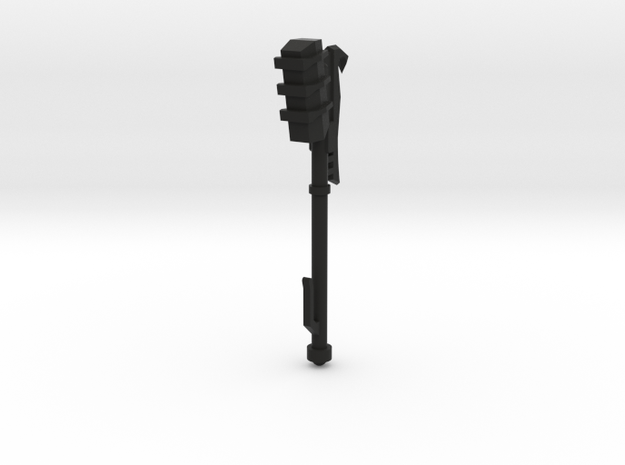 Type-2 Gravity Hammer 3d printed
