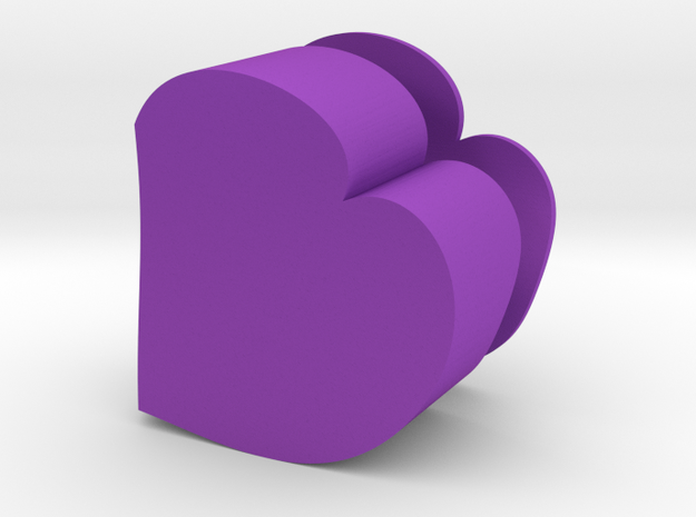 Heart Jewelry Box 3d printed