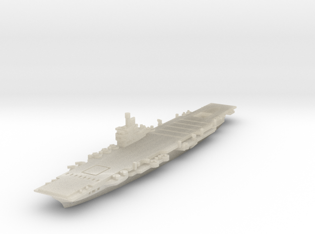 HMS Indefatigable 3d printed