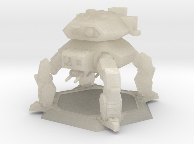WHAM- Bandersnatch (1/160th) 3d printed
