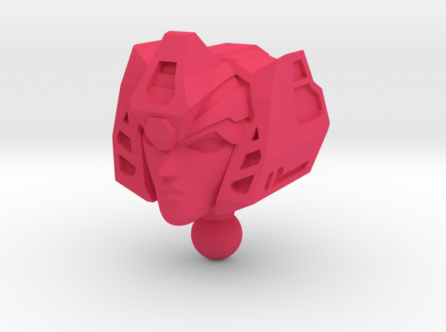 Slipstream homage Raven Head For TF PRID RC R 3d printed