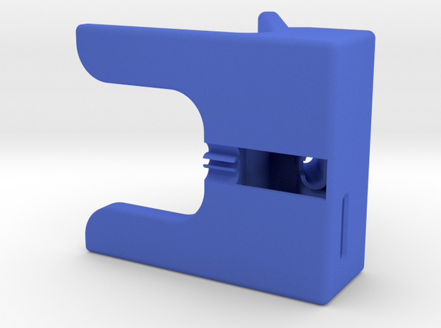WaveGuide (an iPhone 5 Dock - 30 Degree Incline) 3d printed