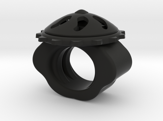 Fan Ring Size 4 3d printed