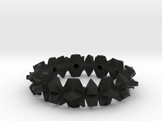 bangle 002 hollow 65mm 3d printed