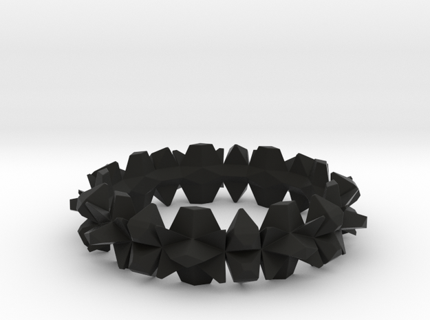 bangle 002 solid 65mm 3d printed