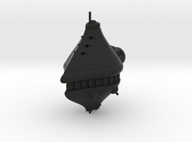 Rushi Battle Carrier - Bastion 3d printed