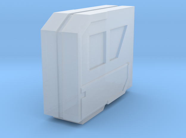 lawgiver clip 3d printed