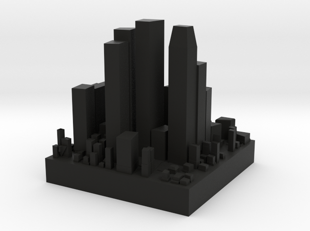 anothercity 3d printed