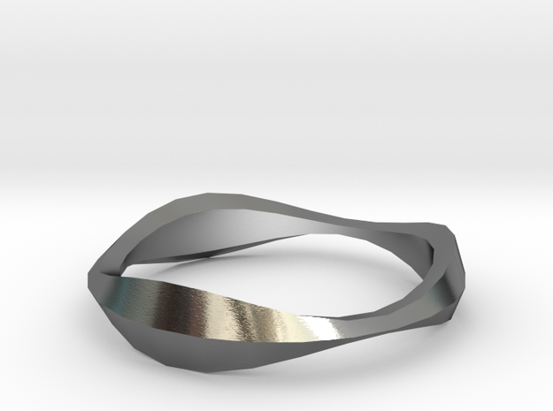 Scaling effect ring 3d printed