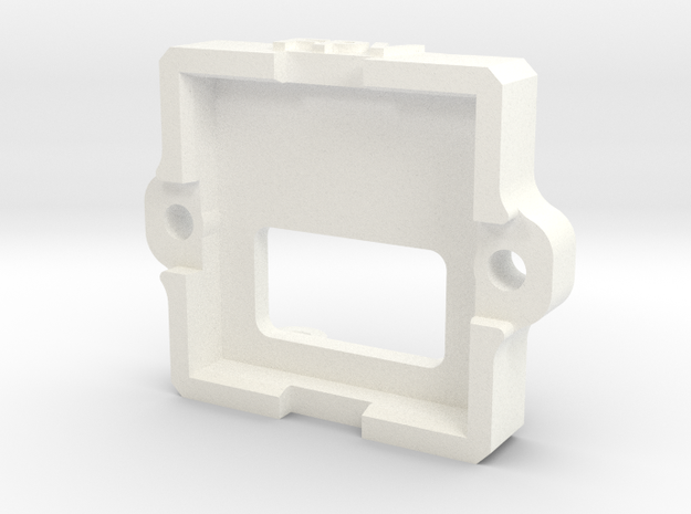 520TVL 3-5V Cam Housing Part02 V4 3d printed