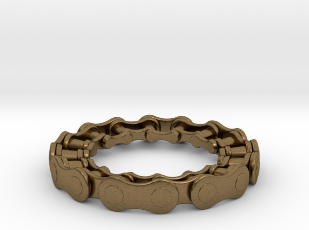 RS CHAIN RING SIZE 6 3d printed