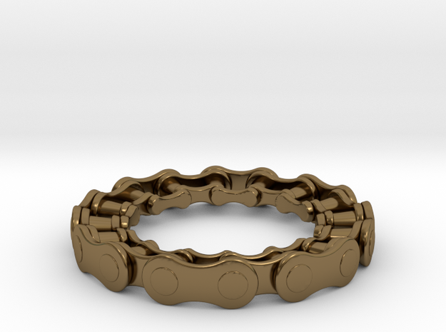 RS CHAIN RING SIZE 9 5 3d printed