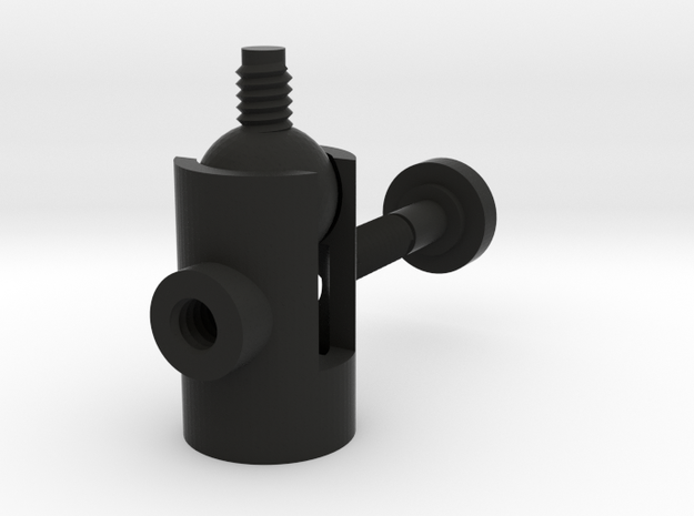 Ball Swivel Mount 3d printed