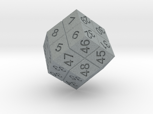 4 Player Start Order Die 3d printed