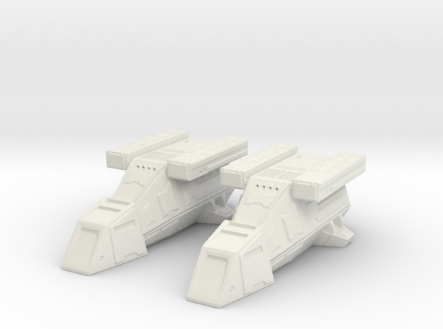 2x DX9 Stormtrooper Transport 3d printed