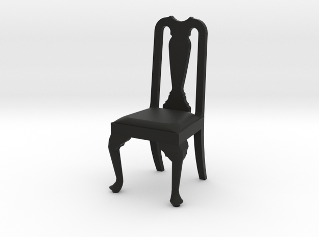 1:24 Queen Anne Chair 3d printed