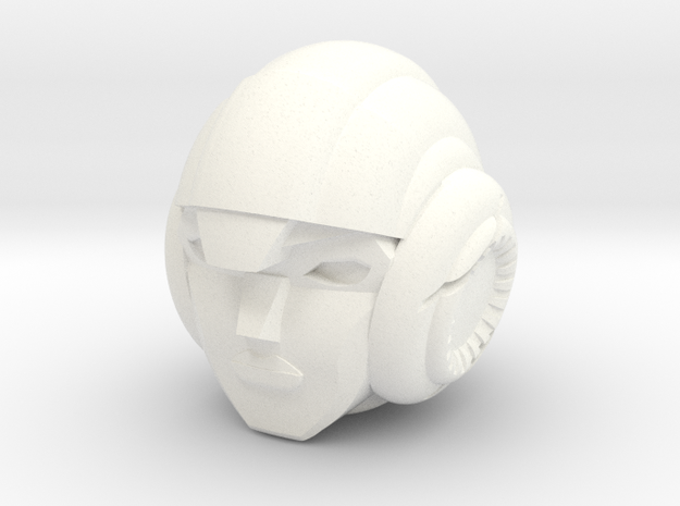 Arcee Head 3d printed