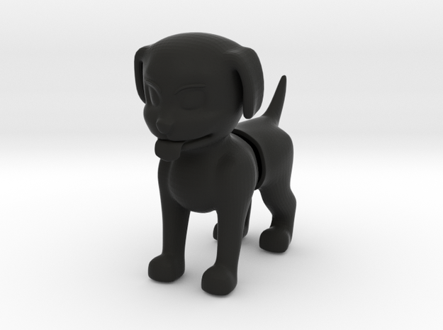 Dogie Box Small 3d printed