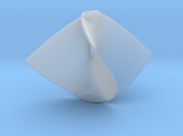 Enneper Minimal Surface 3d printed