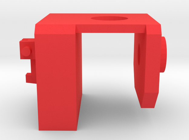 Retrovest: Turntable 3d printed