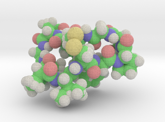SFTL1 Peptide 3d printed