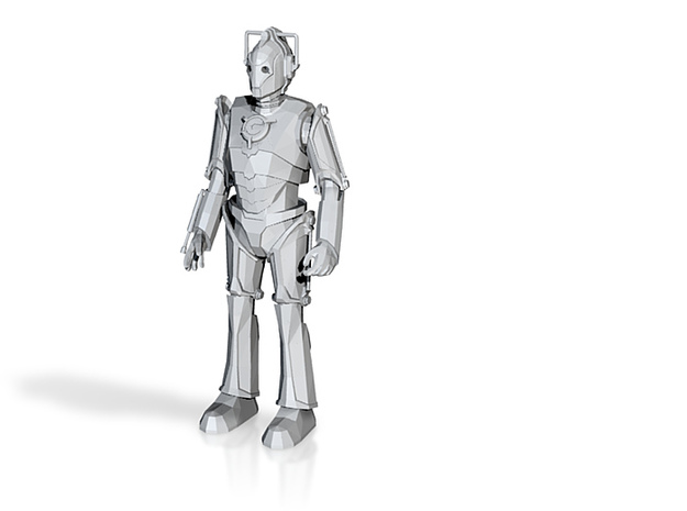 Cyberman 3d printed