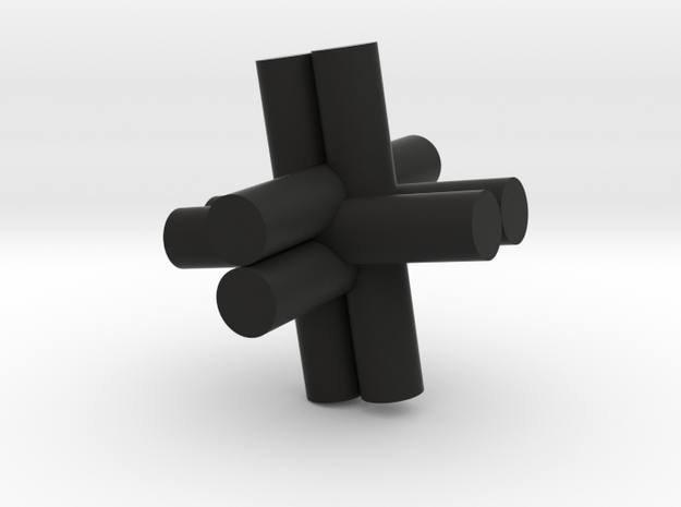 Rod Puzzel 3d printed