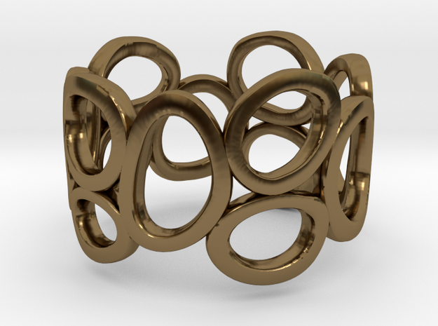 Rings and Things 3d printed