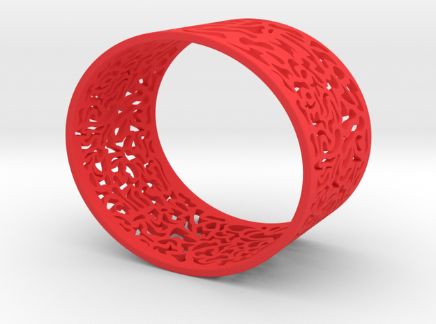 Second Skin Bracelet 3d printed